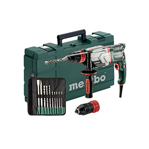 Metabo UHE 2660-2 Quick Set Marteau multifonctions Coffret