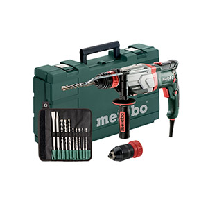 Metabo UHEV 2860-2 Quick Set Marteau multifonctions Coffret