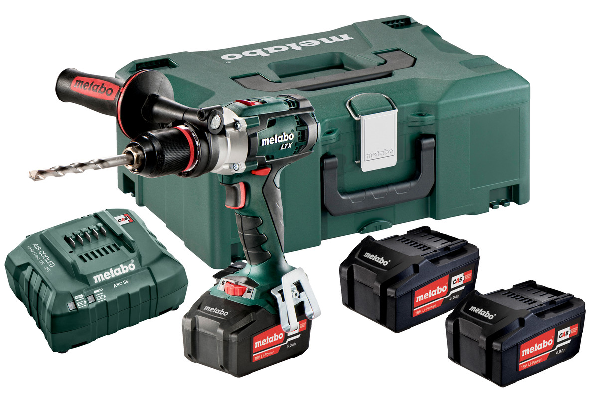 Metabo Klopboormachine SB 18 LTX Quick abc