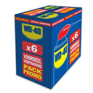 WD-40 Smart Straw - 450ml (/6St)